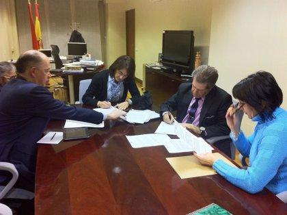 Navarra.- El Sindicato Médico y SATSE acuerdan con el Gobierno de Navarra desconvocar la huelga en atención primaria