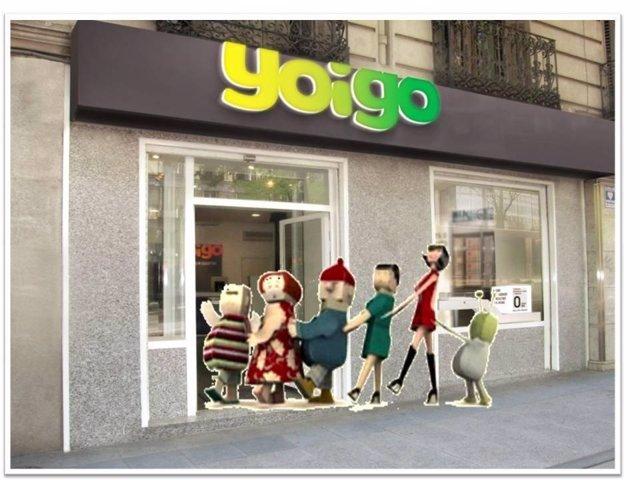 Tienda De Yoigo