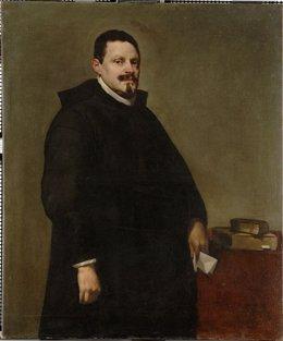 Retrato de Don Sebastián García de la Huerta, secretario del Tribunal de la Inqu
