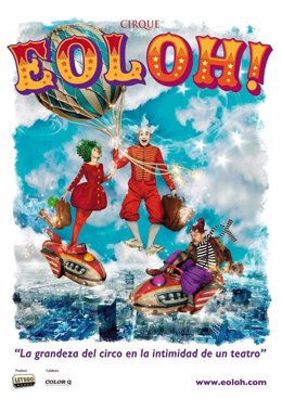 Eoloh llega este jueves al Teatro Lope de Vega
