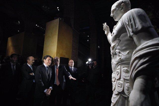 Exposición 'Pompeya, catástrofe bajo el Vesubio'