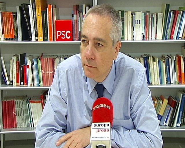 """Navarro: """"Estoy de acuerdo con el gesto de Bustos"""""""