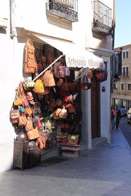 Pequeño comercio, precios del pequeño comercio, pequeños comercios y turismo