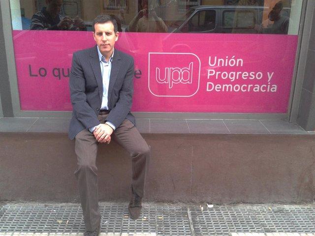 Carlos Aparicio, UPyD Aragón.