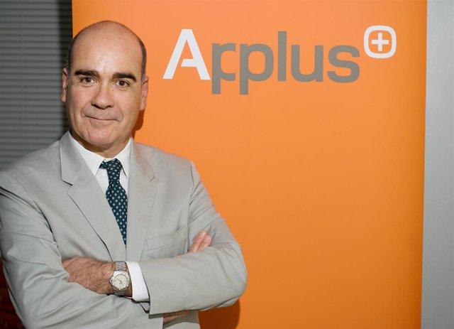Carles Grasas, director general de Applus+ Idiada