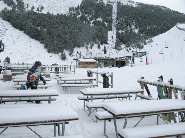 Estaciónd de esquí de Cerler