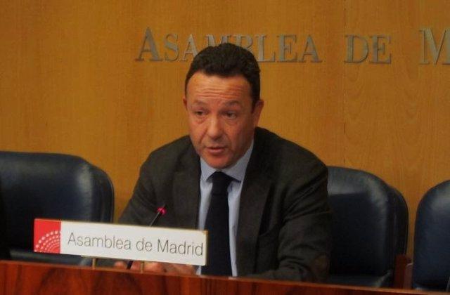 Íñigo Henríquez De Luna, Portavoz Del PP En La Asamblea