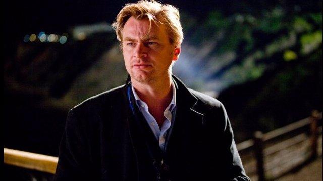 Christopher Nolan en el rodaje de Batman