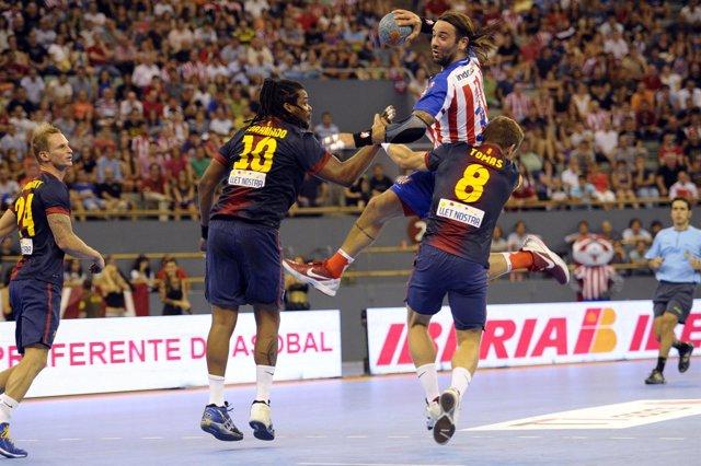 Ivano Balic, BM Atlético-FC Barcelona Intersport