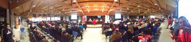 Cruz Roja celebra el acto del Voluntario en Cartagena