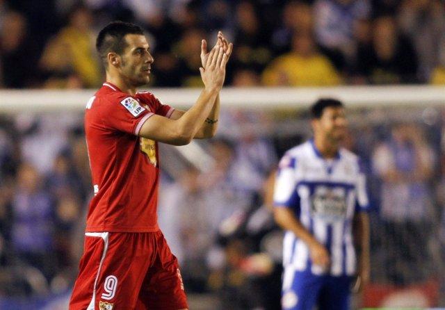 Álvaro Negredo Deportivo Sevilla