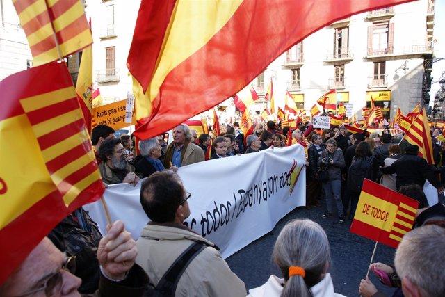 Marcha D'Espanya i Catalans