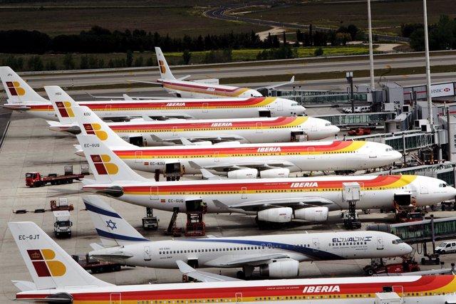Recursos De Aviones Iberia