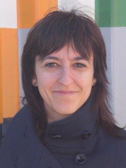 Irene Lapuerta, profesora de la UPNA y premiada por su tesis