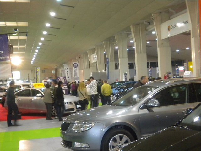 Salón de la Automoción e Industrias Afines
