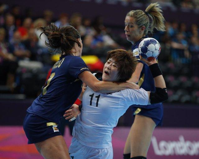 España cae ante Corea del Sur en su estreno olímpico