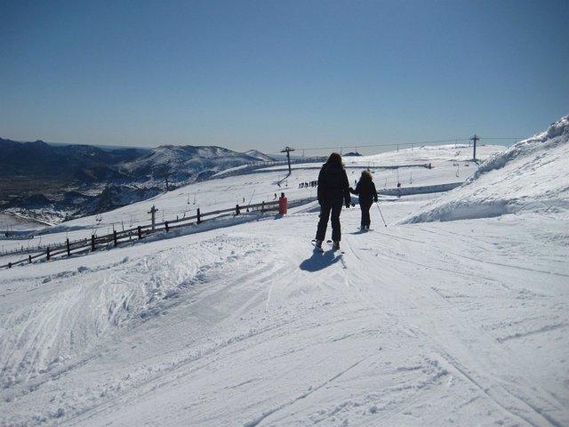 Esquí En Pajares