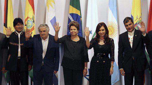 Cumbre de Mercosur en Brasil