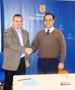 Convenio UIB con el Hospital de Inca