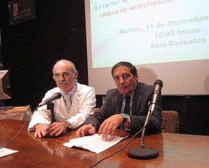 """CLeón.- Sáez Aguado aboga por que la investigación se traslade al paciente """"con la mayor rapidez posible"""""""