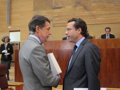 """Madrid.-Lasquetty dice que se renovarán los contratos del personal eventual """"que sean necesarios"""",que """"serán muchos"""""""