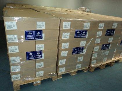 Normon dona 130.000 euros en productos a la Federación Española de Bancos de Alimentos