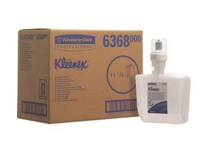 Kimberly-Clark presenta los higienizantes de manos 'KLEENEX' sin alcohol