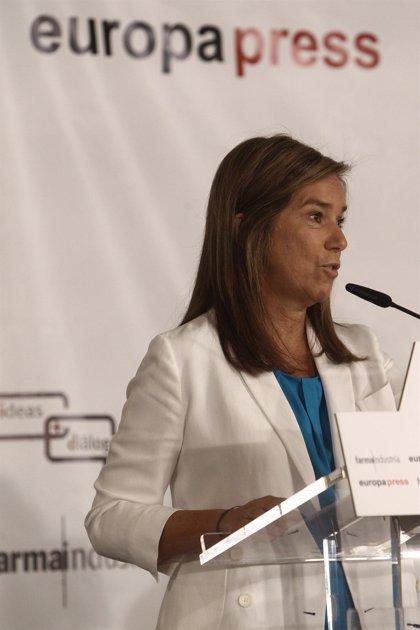 Ana Mato asegura que la implantación de la receta electrónica en toda España se completará a principios de 2013