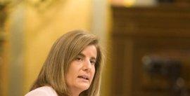 """Economía.- Báñez afirma que las decisiones sobre pensiones son """"sensatas"""" y """"no se pueden evitar ni aplazar"""""""