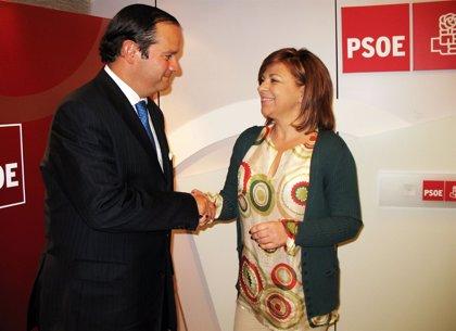 España/Panamá.- Valenciano ofrece el apoyo del PSOE a su homólogo del Partido Revolucionario de Panamá