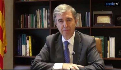 Vilardell alerta de que peligra la excelencia del sistema sanitario si hay más recortes