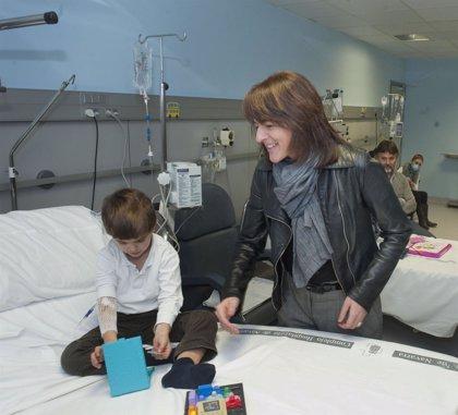 Navarra.- El Gobierno de Navarra invierte 162.000 euros en la mejora del Hospital de Día de oncología infantil del CHN