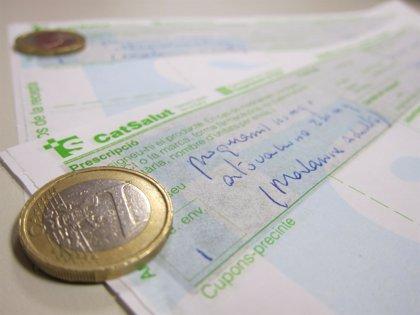Cataluña recauda 40,2 millones con el euro por receta en cinco meses