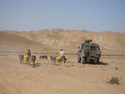 Las tropas españolas han desactivado más de 1.400 artefactos explosivos en Afganistán