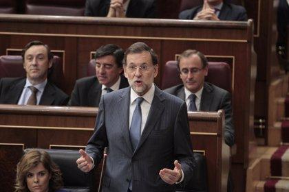 Rubalcaba, Duran, Oramas y el PNV quieren examinar a Rajoy en el último Pleno del Congreso de este año