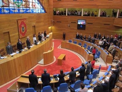 El primer pleno de la IX Legislatura incluye la iniciativa sobre la sanidad pública y aprobará la comisión de las cajas