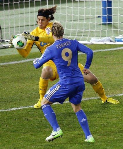 Fútbol/Mundial Clubes.- El portero Cassio, mejor jugador del torneo por delante de David Luiz y Guerrero