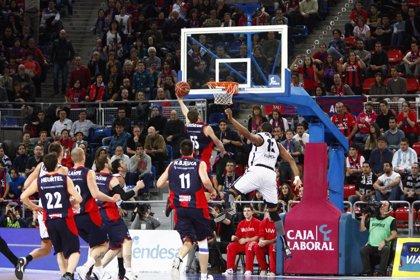 Baloncesto/Liga Endesa.- Crónica del Caja Laboral-Bilbao Basket, 81-80