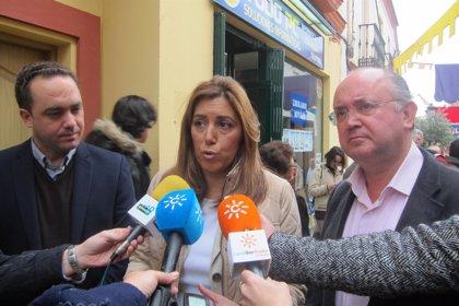 """La Junta continúa sus conversaciones con el Gobierno para pedir un reparto """"justo"""" del FLA"""
