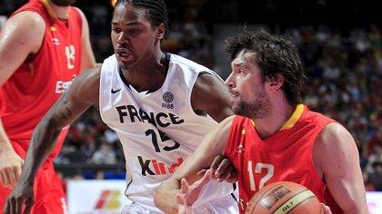 Baloncesto.- El Valencia Basket firma a Gelabale hasta final de temporada