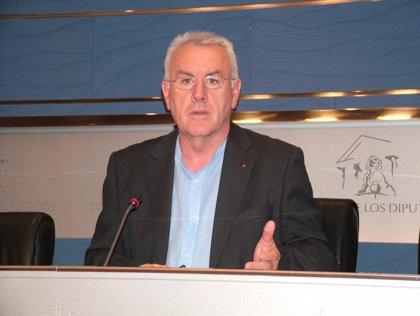 Cayo Lara, reelegido coordinador federal de IU por unanimidad de los nuevos miembros del Consejo Político