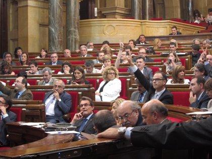Arranca la X Legislatura en Cataluña pendiente del acuerdo CiU-ERC que dé estabilidad al futuro Govern