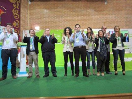 Cristina Molina, reelegida presidenta de NNGG de Castilla-La Mancha con un 96,7 por ciento de los votos