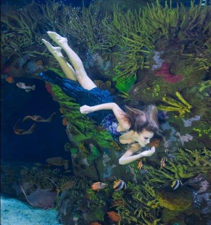 Agatha Ruiz de la Prada, David Delfín y Custo BCN, entre otros, sumergen sus diseños en las profundidades marinas