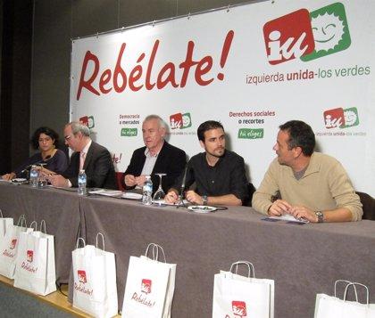 Castro, Centella, Cortés, Gordillo y Meyer, entre los 27 miembros de IULV-CA elegidos para el Consejo Político Federal