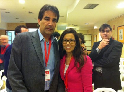 Los socialistas cartageneros eligen a Ana Belén Castejón como secretaria municipal
