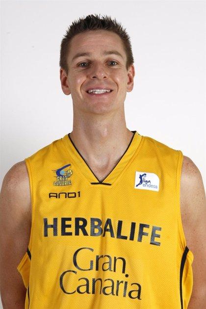 Baloncesto/Liga Endesa.- Spencer Nelson (Herbalife Gran Canaria), 'MVP' de la duodécima jornada