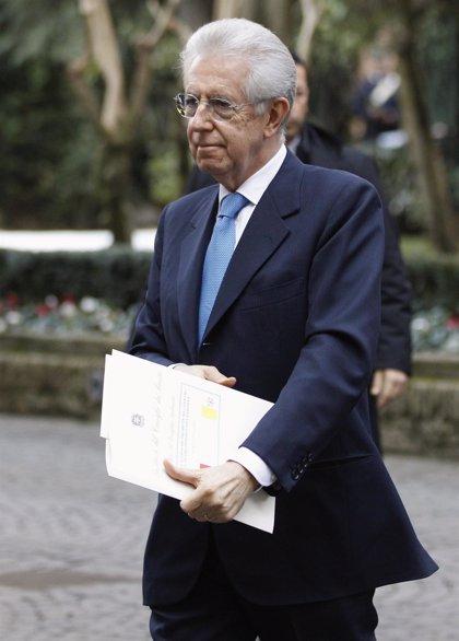 La centroderecha italiana presiona a Monti para que lidere una alianza de formaciones moderadas
