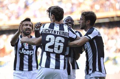 Fútbol/Calcio.- (Crónica) La Juventus no falla ante el Atalanta y obliga a ganar al Nápoles