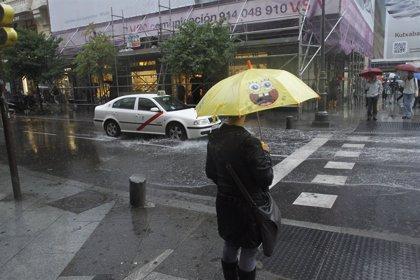 Extremadura presentará este lunes cielos muy nubosos, con lluvias débiles o moderadas
